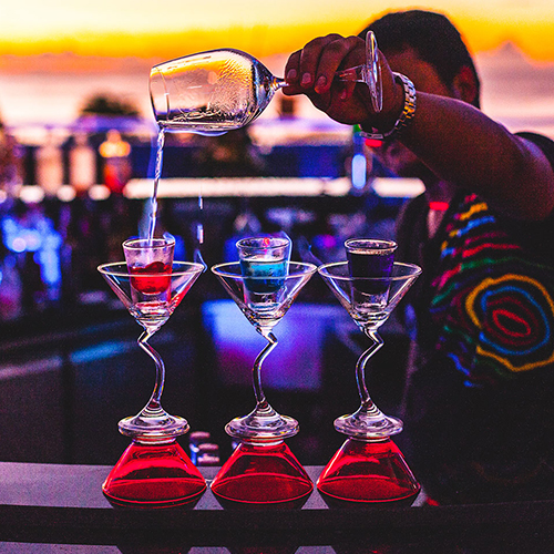 Free Flow Party @ Sky Lounge