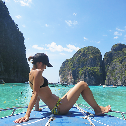 Phi Phi Islands Tour in Premium Class, Safety Trip by Ferry